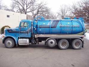 Drain King Inc Service Truck