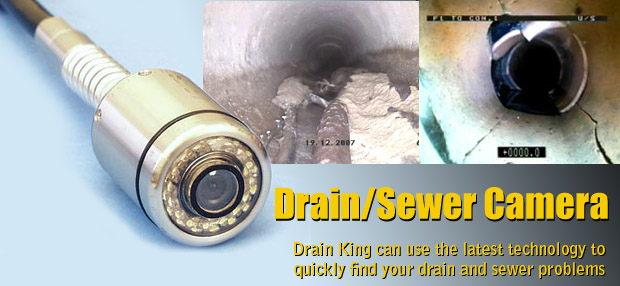 Drain/Sewer Camera