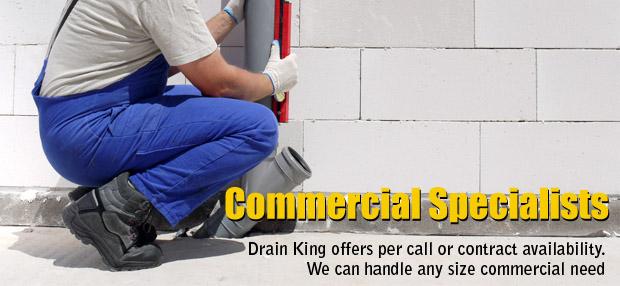 Commercial Plumbing Specialist